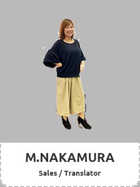 M.NAKAMURA