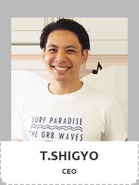 T.SHIGYO