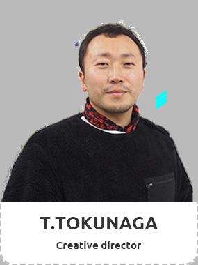 T.TOKUNAGA